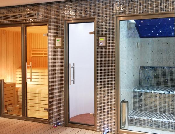 Baño Con Ducha Escocesa:Ducha Pulverizada Envolvente 85 cm – Productos The New Spas