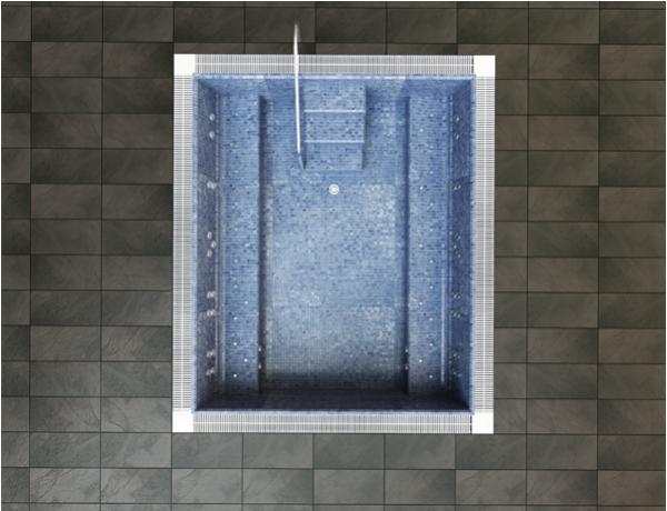Piscina l dica prefabricada atenas 10p productos the new - Comprar piscina prefabricada ...