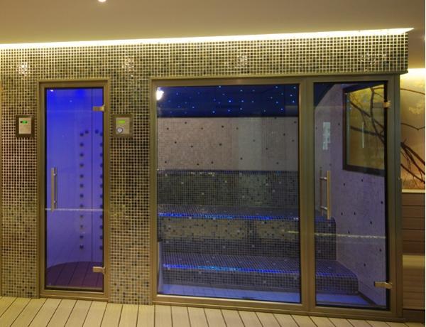 Baño De Vapor | Bano De Vapor Engresitar Invap 04 163 X 145 X 231 Un Banco